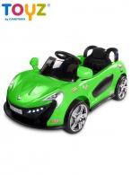 Elektrické autíčko Toyz Aero - 2 motory a 2 rýchlosti zelené TOYZ