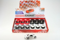 Kinsmart 2013 Alfa Romeo 4C -  12/cena KUS ( iba komplet balenie )