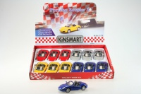 Kinsmart Porsche Boxter S 12/cena KUS