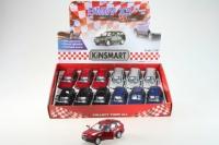 Kinsmart BMW X5 - 12/cena KUS ( iba komplet balenie )