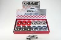 Kinsmart Audi R8 - 12/cena KUS ( iba komplet balenie )