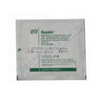 LOHMANN &RAUSCHER GMBH Gáza hydrofil.skl.kompr.ster.Gazin10x10cm/2ks