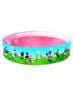 Detský bazén s pevnou stenou Bestway Mickey Mouse a priatelia BESTWAY