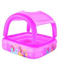 Detský nafukovací bazén so strieškou Bestwya Disney Princess BESTWAY