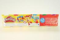 Play Doh Balení 6 tub - základní barvy