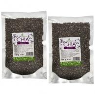 Allnature Chia semínka 100 g + 100 g ZDARMA