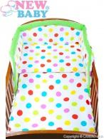 2-dielné posteľné obliečky New Baby 100/135 cm NEW BABY