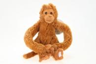 Plyš Opička