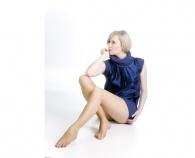 Dámské punčochové kalhoty NILI tělová 1004 Evona