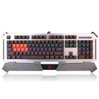 A4tech Bloody B740A mechanická herní klávesnice, USB, CZ