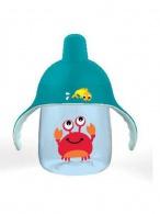 Kúzelný hrnček Avent Premium Krab 260 ml modrý AVENT