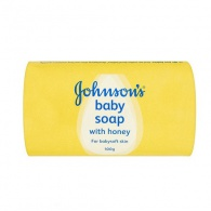 Mýdlo s medem Baby 100 g Johnson & Johnson