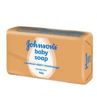 Mýdlo s mandlovým olejem Baby 100 g Johnson & Johnson