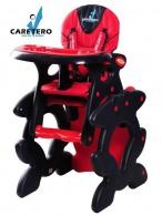 Stolička CARETERO Primus red CARETERO