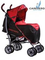 Golfový kočík CARETERO SPACER red 2014 CARETERO