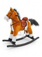 Hojdací koník Milly Mally Mustang svetlo hnedý MILLY MALLY