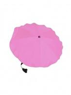 Slnečník na kočík - svetlo ružový NEW BABY