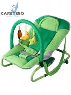 Detské lehátko CARETERO Astral green CARETERO