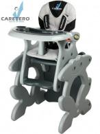 Stolička CARETERO Primus grey CARETERO
