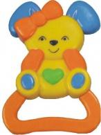 Hrkálka Baby Mix farebný králik BABY MIX