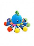 Plyšová hračka so zvukom Baby Mix Chobotnička BABY MIX