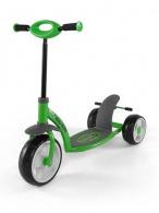 Detská kolobežka Milly Mally Crazy Scooter green MILLY MALLY