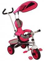 Detská trojkolka Baby Mix pink BABY MIX