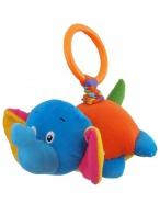 Plyšová hračka s vibráciou Baby Mix sloník BABY MIX