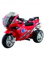 Športová elektrická motorka Baby Mix červená BABY MIX