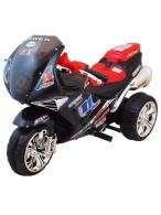 Športová elektrická motorka Baby Mix čierna BABY MIX