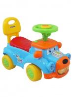 Detské Jezdítko so zvukom Baby Mix Happy Dog blue BABY MIX