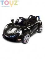 Elektrické autíčko Toyz Aero - 2 motory a 2 rýchlosti čierne TOYZ