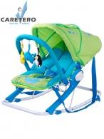 Detské ležadlo CARETERO Aqua green CARETERO