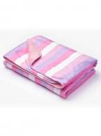 Detská deka Sensillo Pruhy 75x100 cm pink SENSILLO