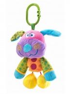 Edukačná plyšová hračka Sensillo psík s melódiou SENSILLO