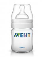 Dojčenská fľaša Avent Classic + 125 ml AVENT