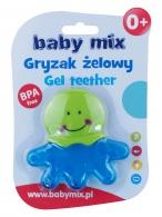 Chladiace hryzátko Baby Mix chobotnica BABY MIX