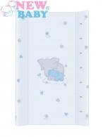 Prebaľovací nadstavec New Baby Sloník modrý 50x80cm NEW BABY
