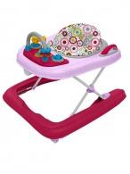 <p>Detské chodítko Baby Mix 2v1 pink</p> BABY MIX