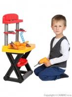 Detská dielňa Bayo + príslušenstvo 50 ks BAYO