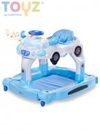 Detské chodítko 3v1 Toyz TipTop blue TOYZ