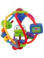 Edukačná hračka Baby Mix gula s žabičkou BABY MIX