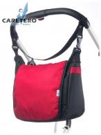 Taška na kočík CARETERO - red CARETERO