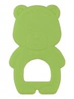 Chladiace hryzátko Baby Mix medvedík zelený BABY MIX
