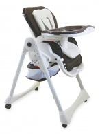 Jedálenská stolička Baby Mix hnedá BABY MIX