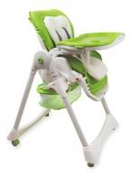 Jedálenská stolička Baby Mix zelená BABY MIX