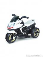 Elektrická motorka BAYO KICK white BAYO