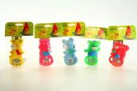 Hračky s úchytem mini