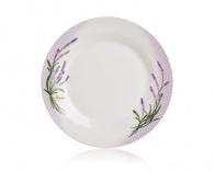 BANQUET Talíř mělký 24cm Lavender