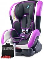 Autosedačka CARETERO Fenix New purple 2016 + darček CARETERO